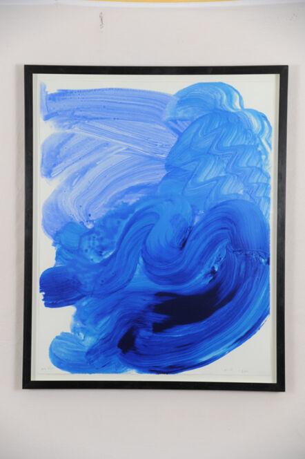Howard Hodgkin, 'Swimming', 2011