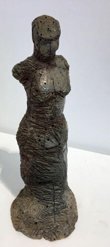 Lee Mullican, 'Untitled (Venus)', 1994