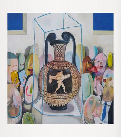 Chris Akordalitis, 'Museum Night', 2020