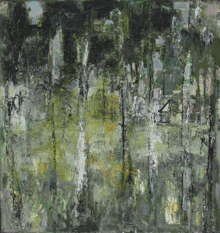 Leonid Malafeevskiy, 'Birches', 2007-2008