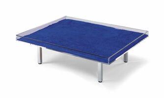 Yves Klein, 'Table Monochrome Bleu', 2019