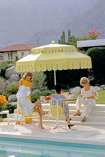 Slim Aarons, 'Palm Springs Life', 1970