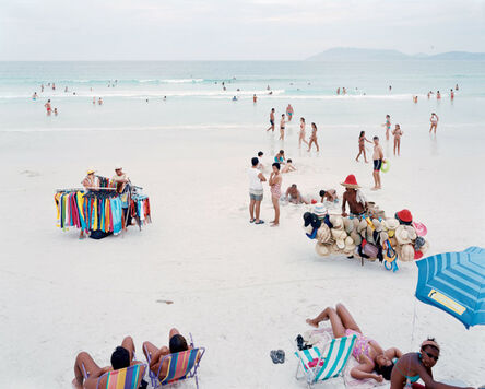 "Massimo Vitali, '24 Cabo Frio V, ""from ""A Portfolio of Landscapes With Figures""', 2006"