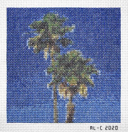 Aubrey Longley-Cook, 'A few palm Trees 3', 2020