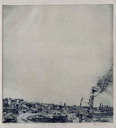 Robert Birmelin, 'The Burning Tower', 20th Century