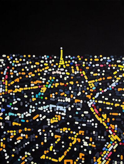 Yoon Hyup, 'Night In Paris 1', 2020