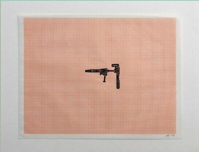Humberto Márquez, 'What the fuck', 1957