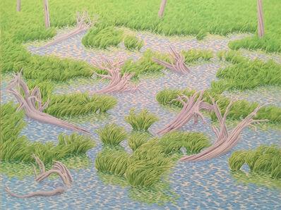 Alan Bray, 'Pond Margin', 2010