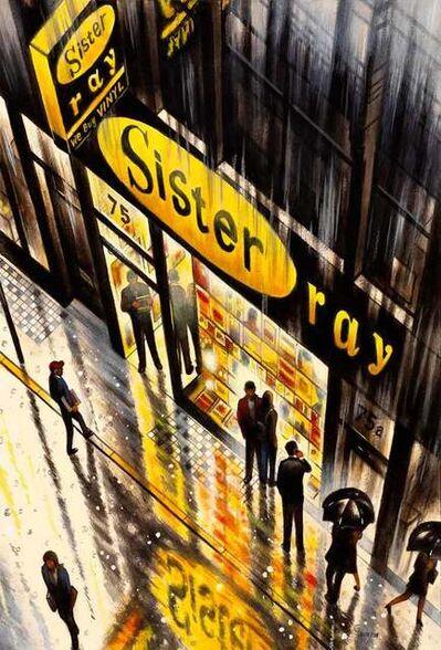 John Duffin, 'Sister Ray Records - Berwick Street, Soho', 2020