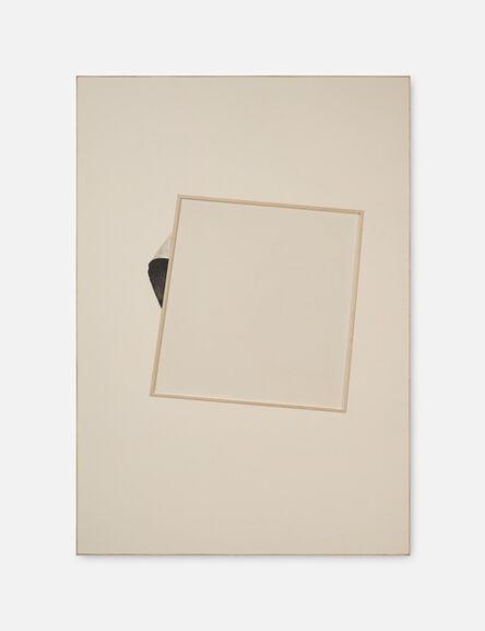 Béla Pablo Janssen, 'Le soleil se lève derrière l'abstraction VI', 2015