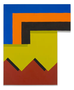 Matthew King, '284 (Recurring Paintings', 2019