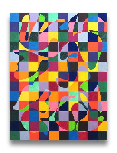 Dana Gordon, 'Balancing Act (Abstract painting)', 2012