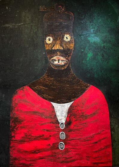 Sambou Diouf, 'Fang ', 2020