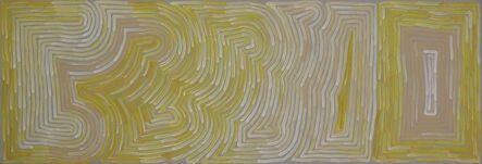 Ronnie Tjampitjinpa, 'Rain', 2015