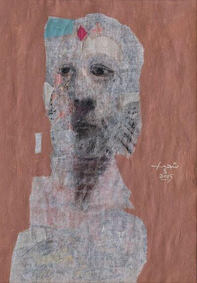 Edwar Shahda, ' Face 7', 2015