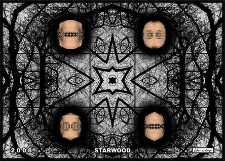 Gilbert and George, 'starwood', 2008