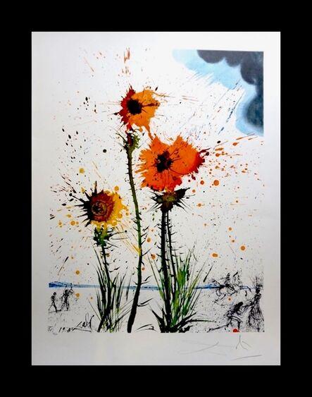 Salvador Dalí, 'Spring Explosive', 1965