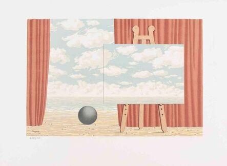 René Magritte, 'La Belle Captive', 1969