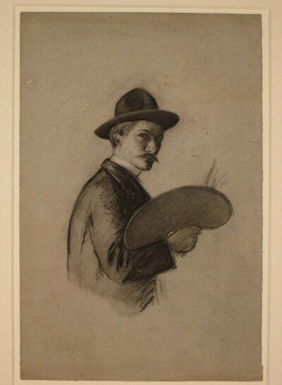 Julio González, 'Autoportrait', ca. 1900-1920 ca.