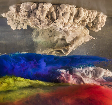 Kim Keever, 'ABSTRACT 50300', 2020