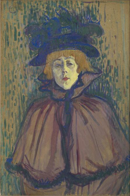 Henri de Toulouse-Lautrec, 'Jane Avril', 1891-1892