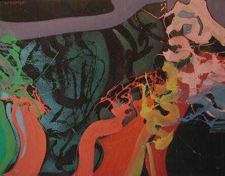 Syd Solomon, 'Lunareach', 1984