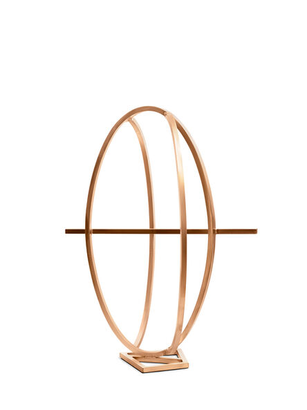 Arthur Carter, 'An Ellipse Intersected by Two Arcs and a Chord', 2016