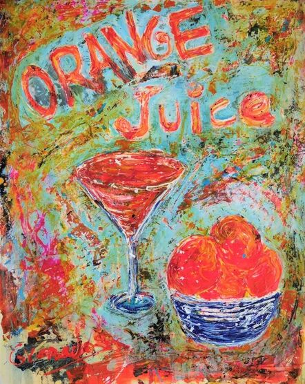 Granados, 'Orange Juice', 2021