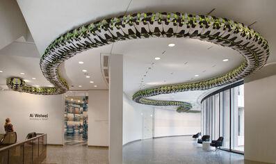 Ai Weiwei, 'Snake Ceiling', 2009