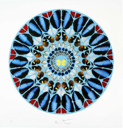 Damien Hirst, 'Psalm: Ad te, Domine, levavi', 2009