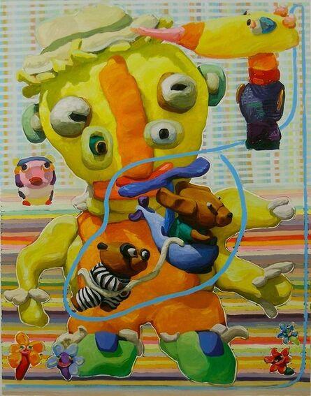 Peter Opheim, 'Scarecrow', 2014