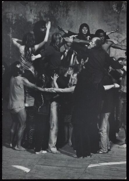 The Living Theatre, 'Paradise Now', 1968