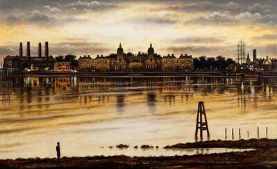 John Duffin, 'Greenwich Waterfront', 2018