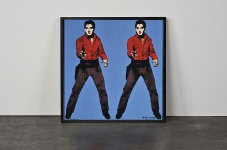 Andy Warhol, 'Blue Elvis', 1982/2009