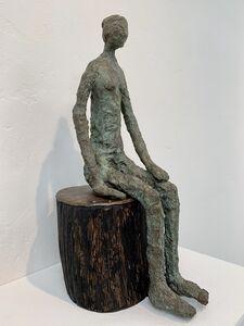 Brigitte McReynolds, 'Seated Woman', 2007