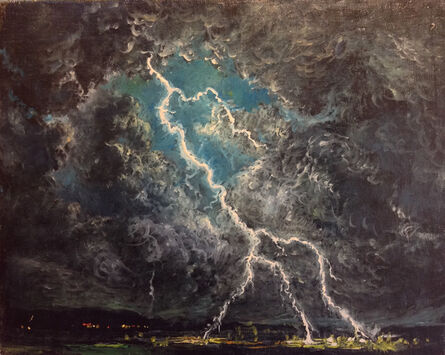 Chester Arnold, 'Three Strikes', 2015