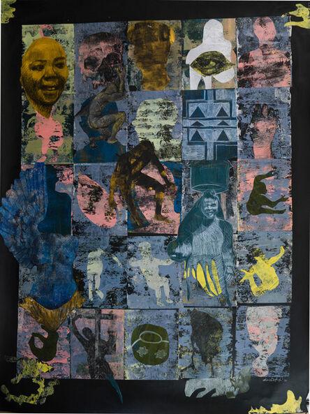 Ronald Muchatuta, 'Blackness ? V', 2020