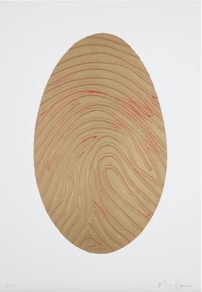 Marc Quinn, 'Labyrinth AU', 2014