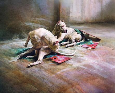 Étienne Sándorfi, 'Motus, Motus hommage to culture', 2001