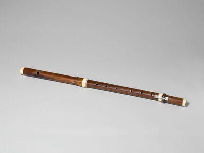 Garion, 'Transverse Flute', ca. 1720–1740