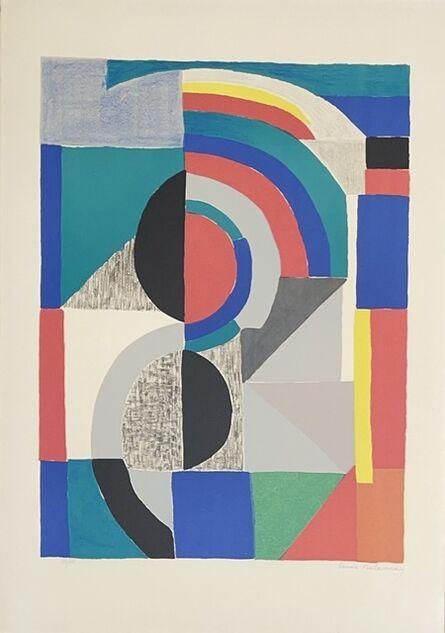Sonia Delaunay, 'Icone', 1970