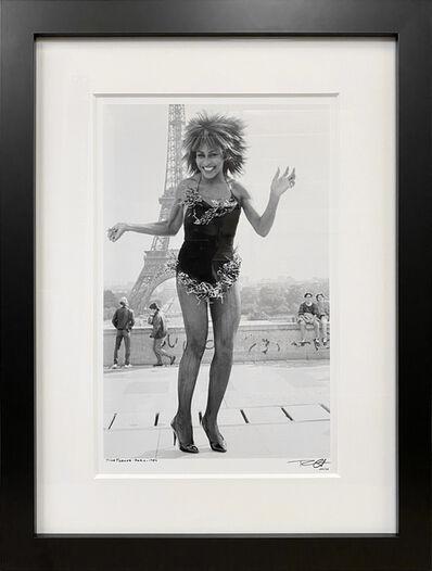 Bob Gruen, 'Tina Turner, Paris - 1984', 1984 -Archival print 2020