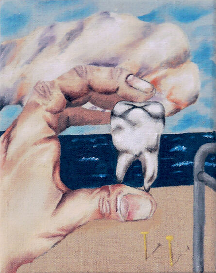 Michael Hilsman, 'Hand With Tooth', 2016