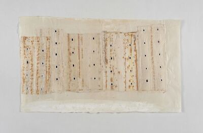 Azade Köker, 'Fassade 2', 2017