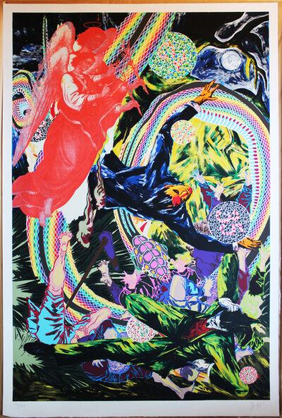 Tadanori Yokoo, 'Precognition I', 1989