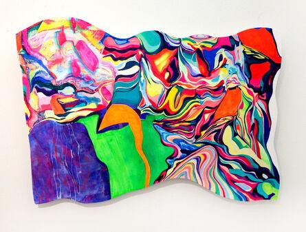 Eugina Song, 'Plastic Garden No.3', 2014