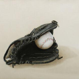 Holly Farrell, 'Baseball Glove', 2013