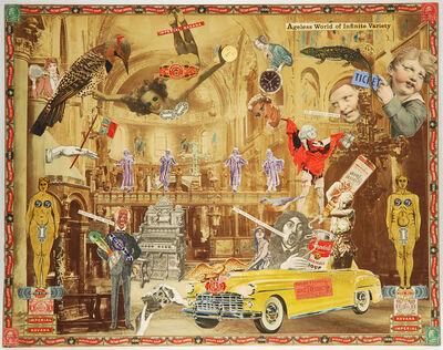 Felipe Jesus Consalvos, 'Ageless World of Infinite Variety', 1920-1950