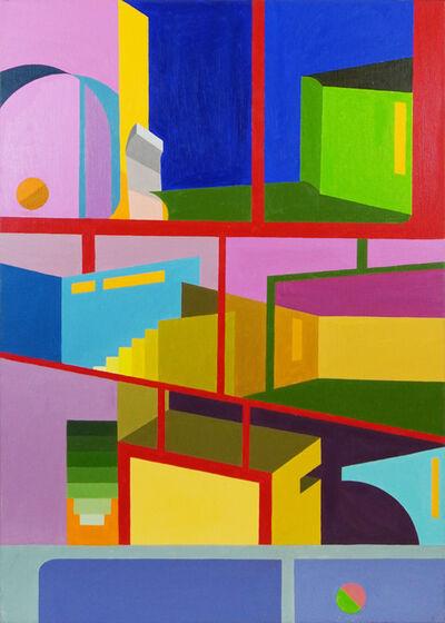 Tancredi Fornasetti, 'Spaccati del Quotidiano (Splits of the Everyday)', 2015