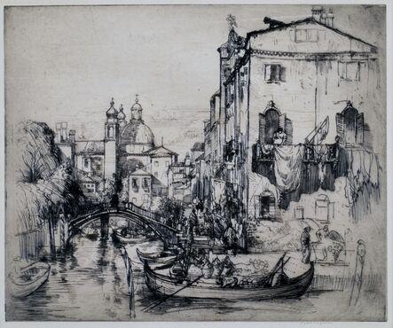 Donald Shaw MacLaughlan, 'Song from Venice, No. 2', 1912